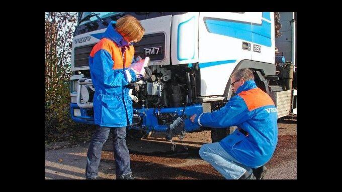 Volvo-Unfallforschung feiert 40. Geburtstag