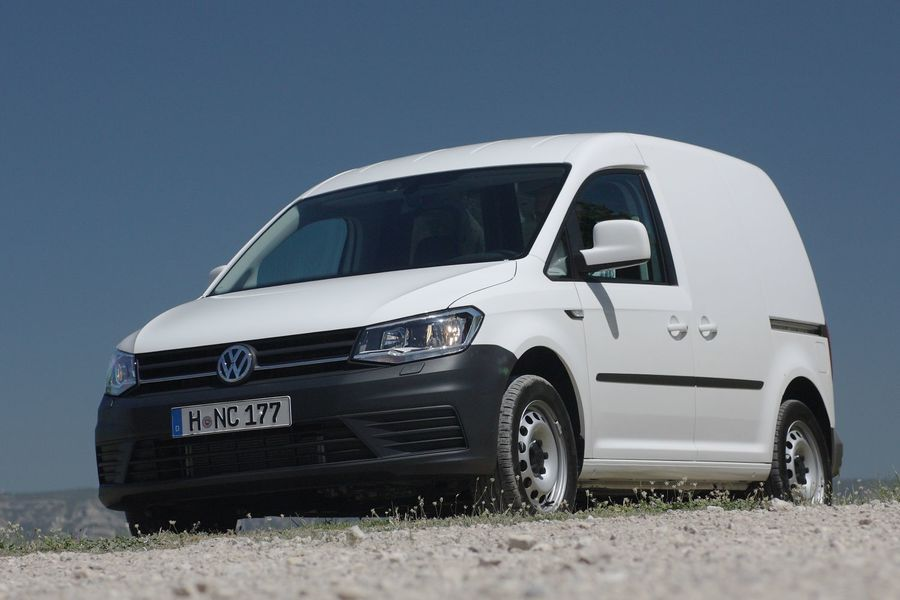 fahrbericht vw caddy alles bleibt anders eurotransport. Black Bedroom Furniture Sets. Home Design Ideas