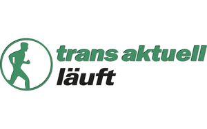 trans aktuell läuft Logo
