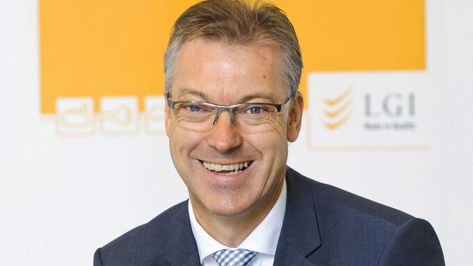 Andreas Bunz, Geschäftsführer LGI