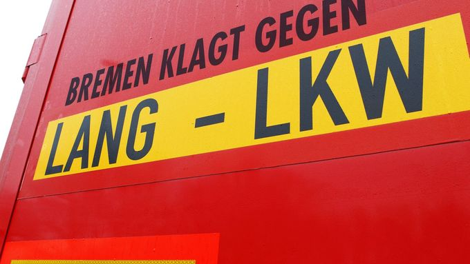 Bremen, Lang-Lkw, Klage