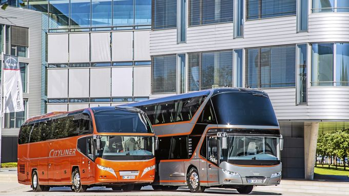 Bus Modification Center