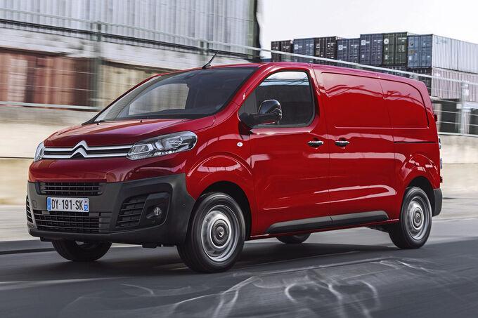 Citroën Jumpy (Leserwahl 2018)