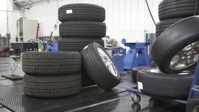 Continental Reifen Entwicklung