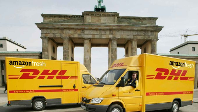 DHL für Amazon Fresh