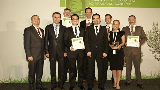 DKV Euro Service, Eco Performance Award