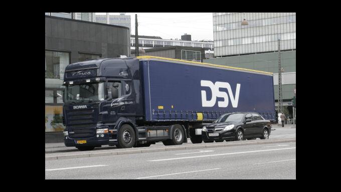 DSV: IDS als exklusiver Partner