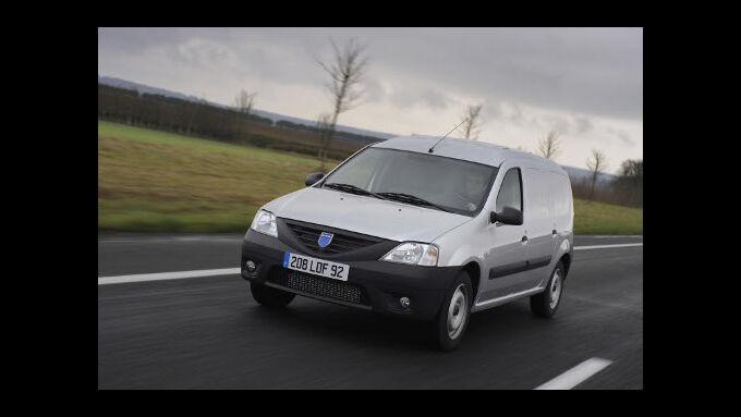 Dacia Logan Express und Pick-up