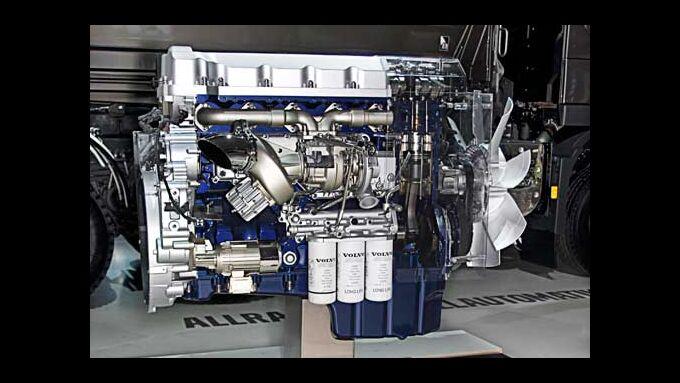 Der EEV_Motor kommt ohne Partikelfilter daher.