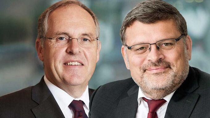 Dr. Harald Ludanke, VWN, Hans-Joachim Rothenspieler, VWN