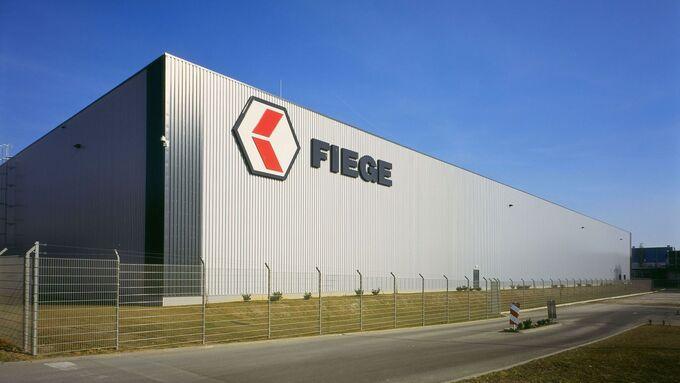 Fiege, Logistik, Standort