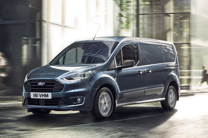 Ford Transit Connect (Leserwahl 2018)