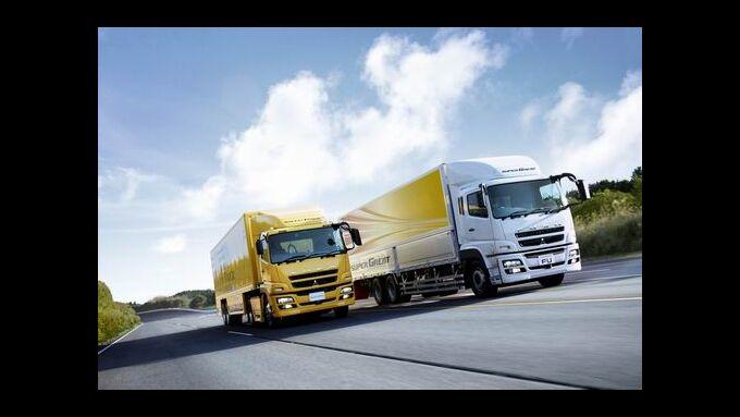 Fuso-Motorenproduktion in Mannheim angelaufen