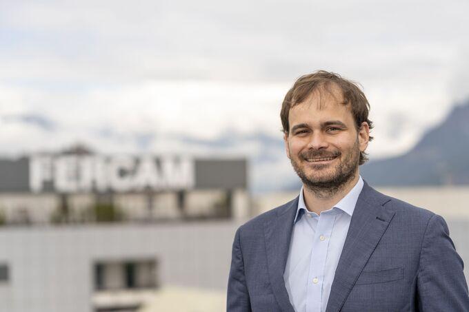 Geschäftsführer Fercam Hannes Baumgartner