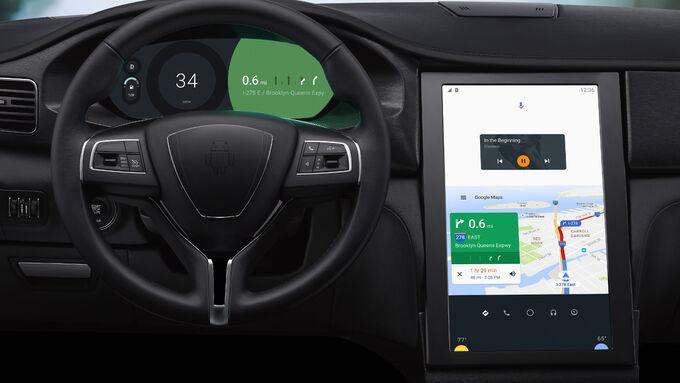 Google will sein Betriebssystem Android N im Auto etablieren.