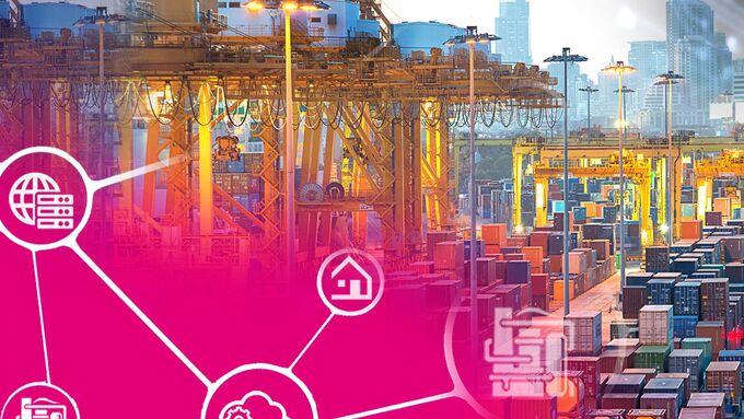 IoT-Lösungen der Deutschen Telekom für die Logistik
