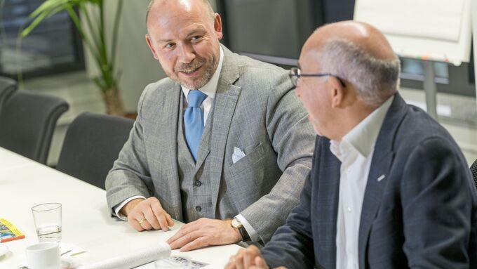 Joachim Fehrenkötter, Werner Bicker, DocStop
