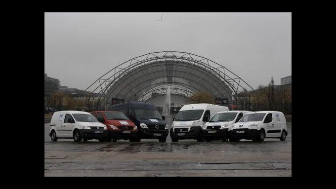 KEP-Transporter des Jahres sucht Tester