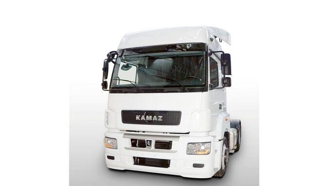 Kamaz 5490, Daimler, Kamaz, Comtrans 2011