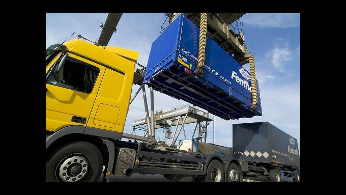 Kombiverkehr transportiert Rekordmenge