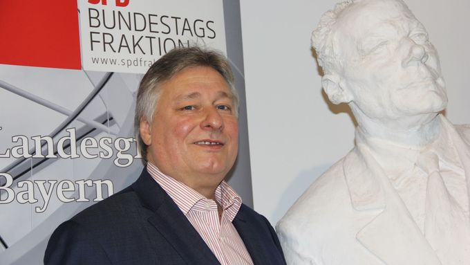 Martin Burkert, SPD, Verkehrsexperte