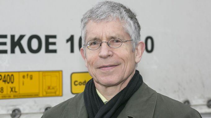 Martin Burkhardt, Generaldirektor der Internationalen Vereinigung der Gesellschaften für den Kombinierten Verkehr Schiene-Straße (UIRR)