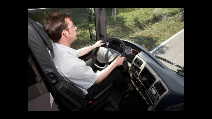 Maut ärgert Lkw-Fahrer am meisten