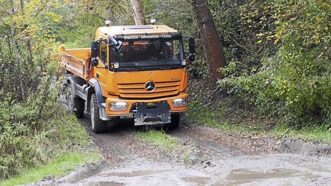 Mercedes 1324 ak bauma