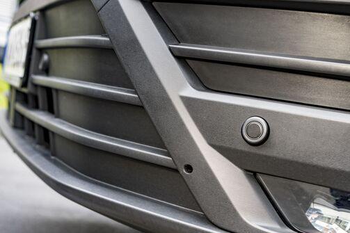 Mercedes-Benz E-Klasse, Sensoren Mercedes-Benz E-Class, Sensors (german version)