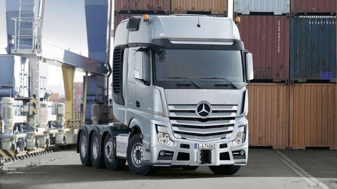 Mercedes-Benz SLT