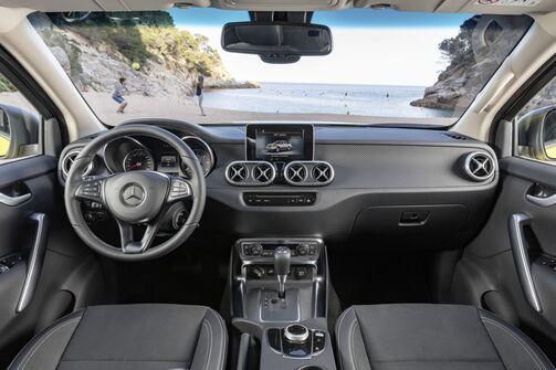 Mercedes-Benz X-Klasse 2017 in Chile