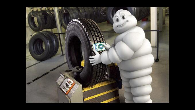 Michelin gewinnt Reifen-Kategorie
