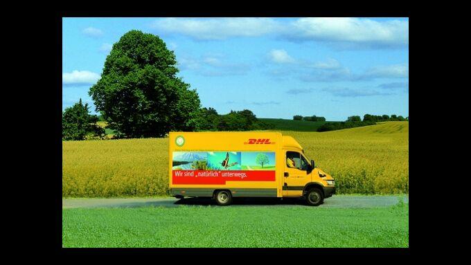 Nachhaltigkeitspreis für Deutsche Post DHL