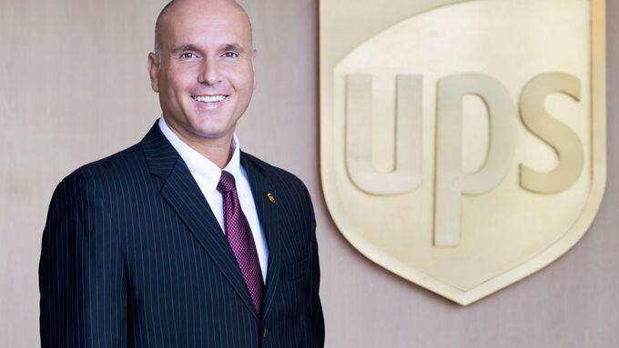 Nando Cesarone, UPS