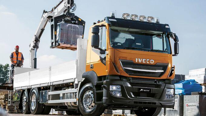 Neuer Iveco X-WAY