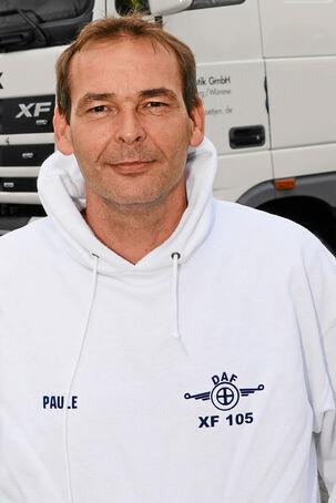 Oetjen Logistik, Paul Brinkmann