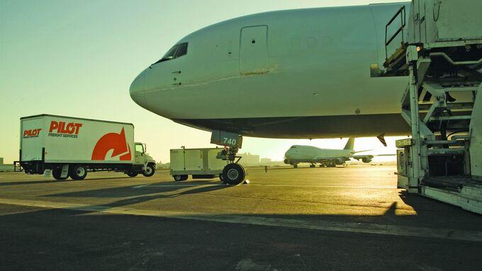 Pilot Freight Services, USA, Nordamerika, Flugzeug, Luftfracht