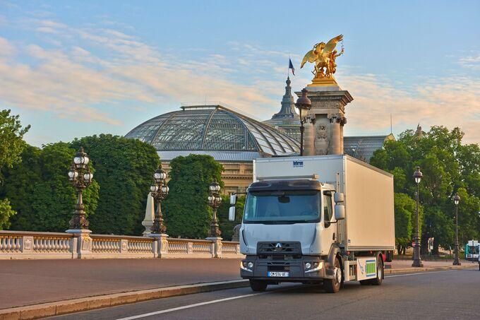 Renault Trucks D Cab