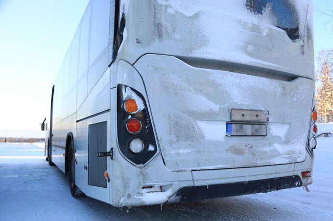 Scania Citywide Erlkönig 2018