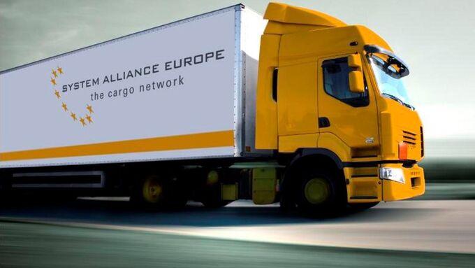 System Alliance, Zukunftsreport, Transport Logistic, Lkw