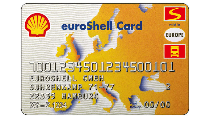 tankkarten bersicht euro shell service card eurotransport. Black Bedroom Furniture Sets. Home Design Ideas