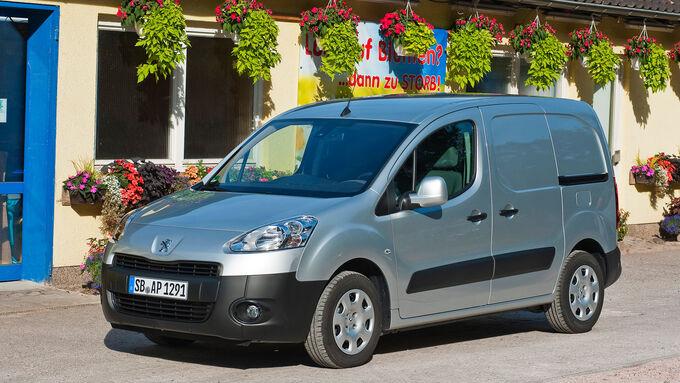Test: Peugeot Partner