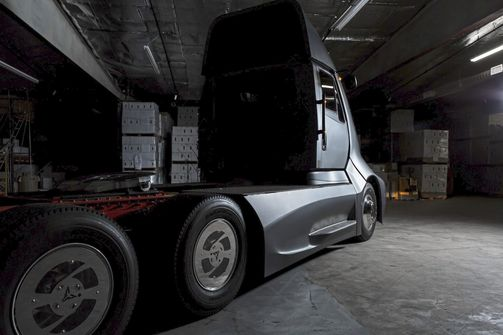Thor Trucks ET-One E-Truck