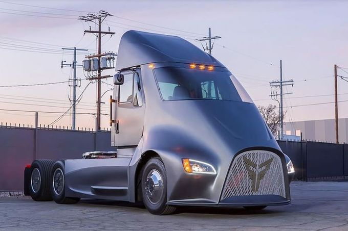 Thor Trucks, ET-One, Start-up, USA, Elektro