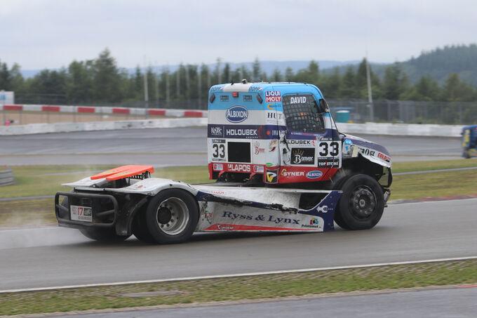 Truck-Grand-Prix 2017, Rennen zwei