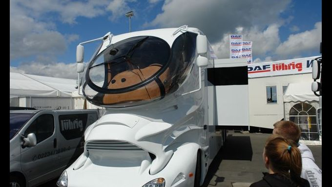 Truck-Grand-Prix, Truck Race, Lkw, Colani, Motor Marchi