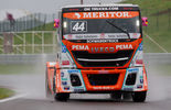 Truck Race 2018 Testfahrten in Most
