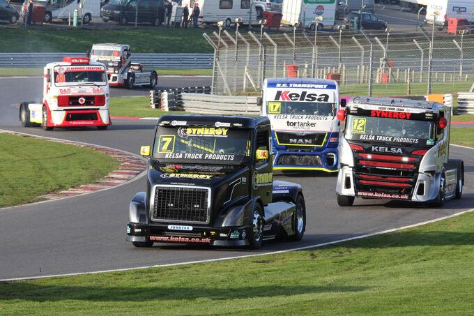 Truck Race Brands Hatch