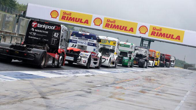 Truck Race Hungaroring