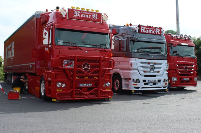 Trucker- und Country-Festival Geiselwind 2018